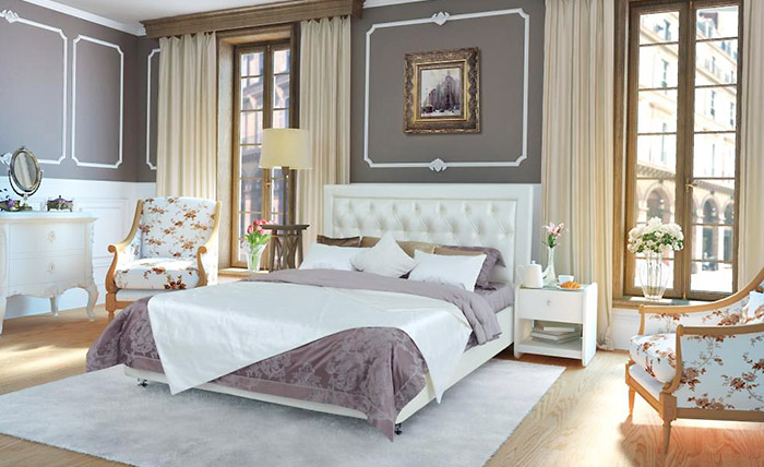 Кровати Аскона - стиль и комфорт вашей спальни