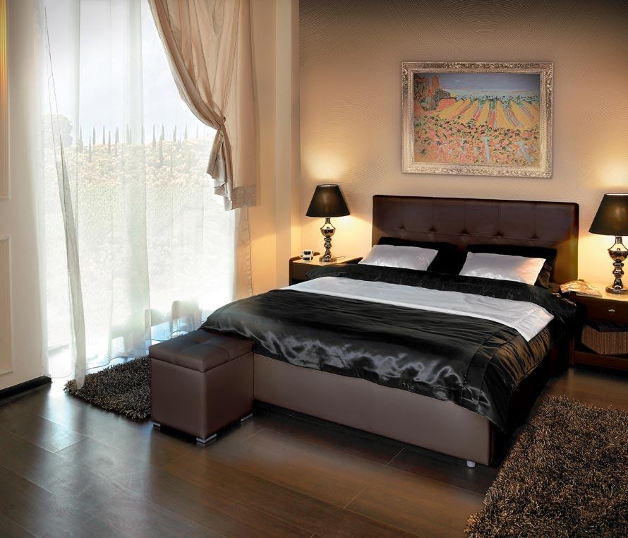 Кровать Аскона Greta с подъемным механизмом, 3 категория