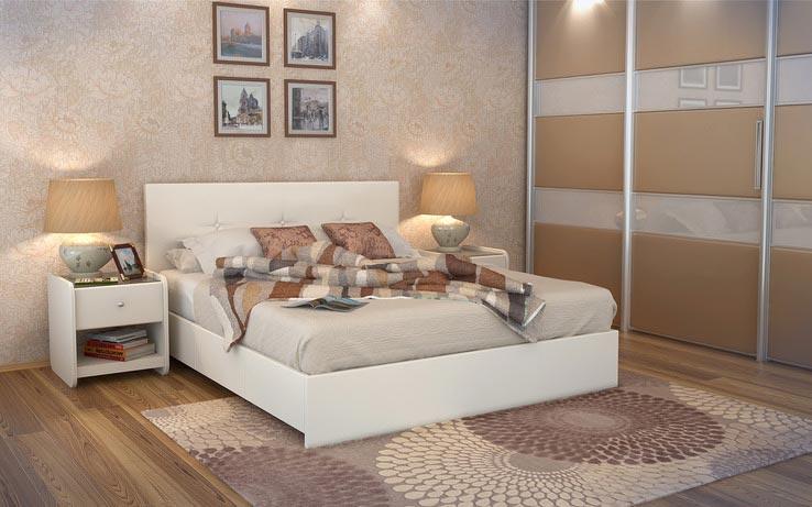 Кровать Аскона Isabella, 2 категория