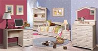 Мебель из сосны Детская мебель Бобруйскмебель Лотос (сосна)
