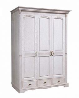 Шкаф 3х дверный Бобруйскмебель Паола, БМ-2165