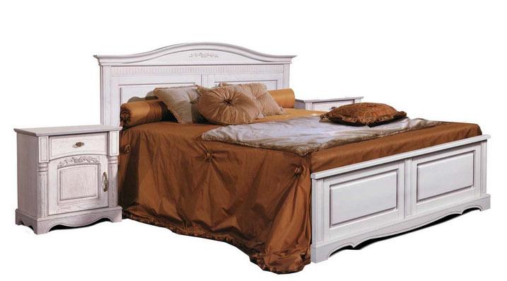 Кровать Бобруйскмебель Паола (160), БМ-2167