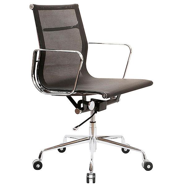 Кресло руководителя Бюрократ Ch-996/LOW/BLACK
