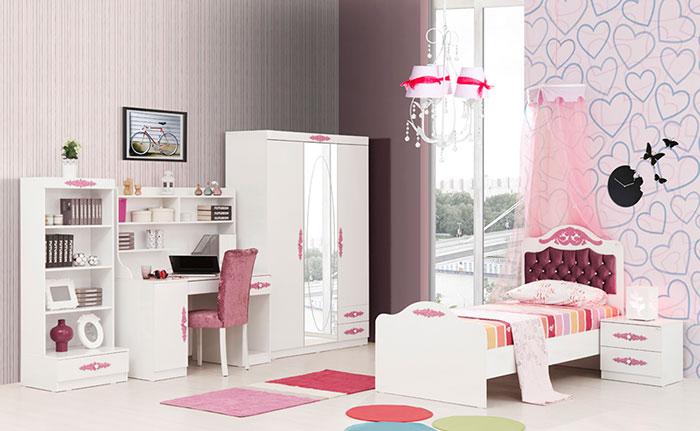 Набор мебели для детской комнаты Calimera Angel, композиция 1