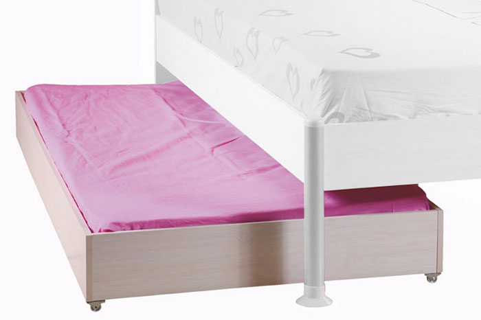 Кровать выдвижная 90 Calimera Bouquet, B407