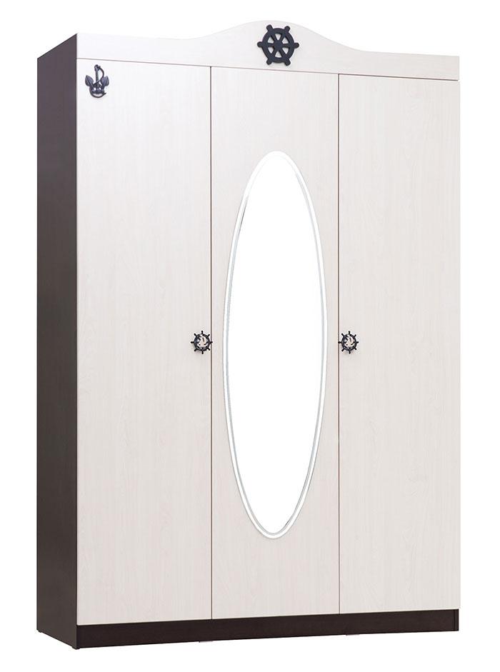 Шкаф 3х дверный Calimera Captain, K101