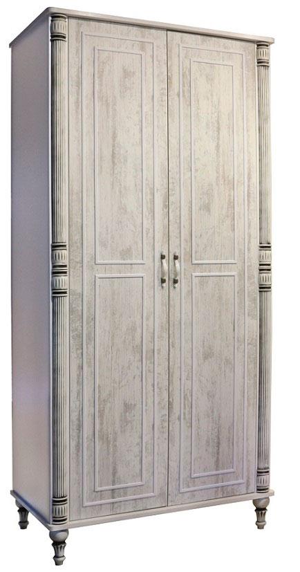 Шкаф 2х дверный Calimera Crystal, CR100