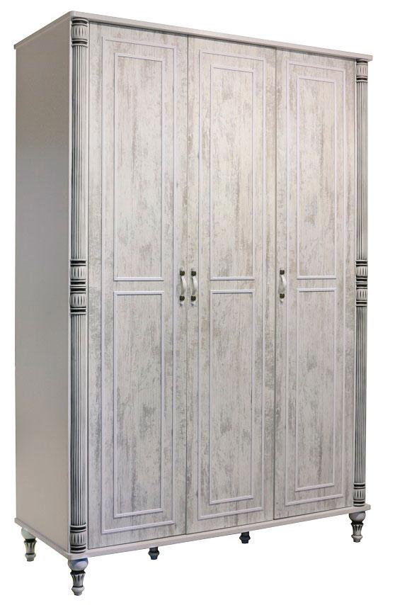 Шкаф 3х дверный Calimera Crystal, CR101