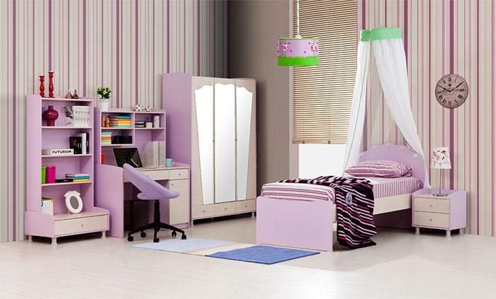 Мебель для детской Calimera Flower, комплектация 1