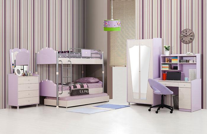 Мебель для детской Calimera Flower, комплектация 2