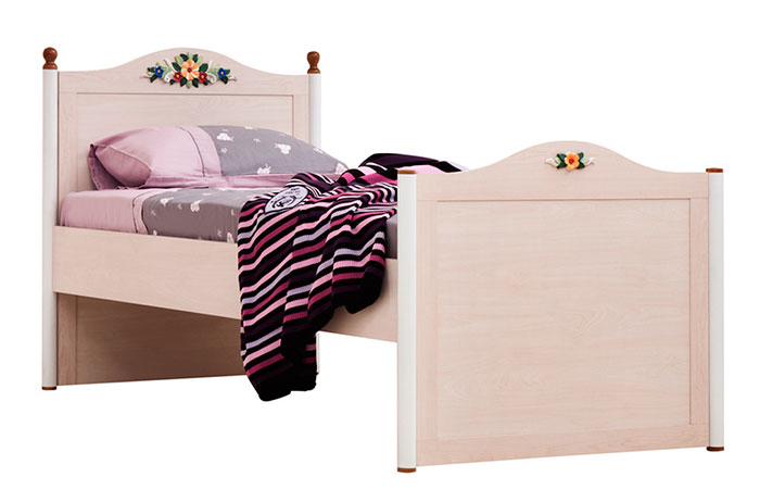 Кровать 90 Calimera Pearl, Y106