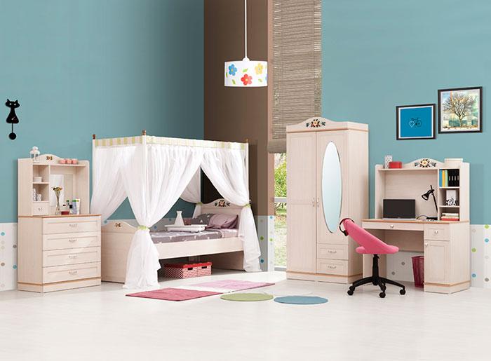 Набор мебели для детской Calimera Pearl, комплектация 2