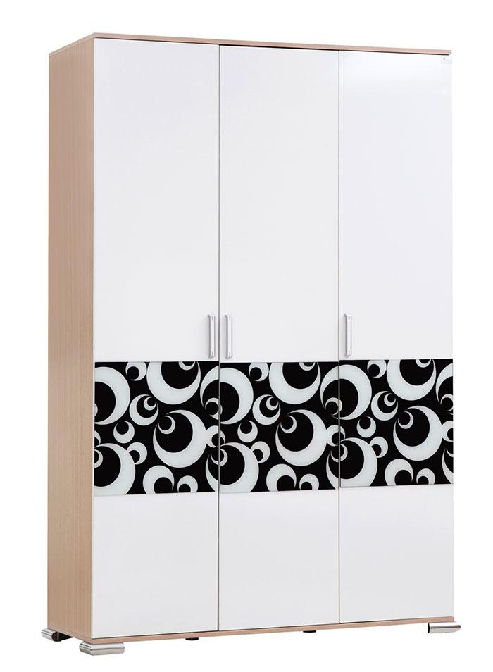 Шкаф 3х дверный Calimera Plus, PL101