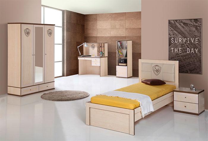 Мебель для детской комнаты Calimera Rider, комплектация 4