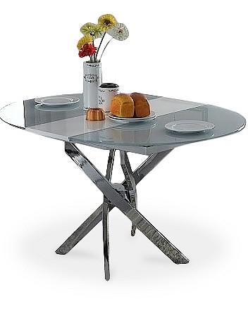 Стол обеденный Dupen 2303 хром