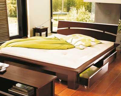 Кровать Диприз Париж (160), Д 8202