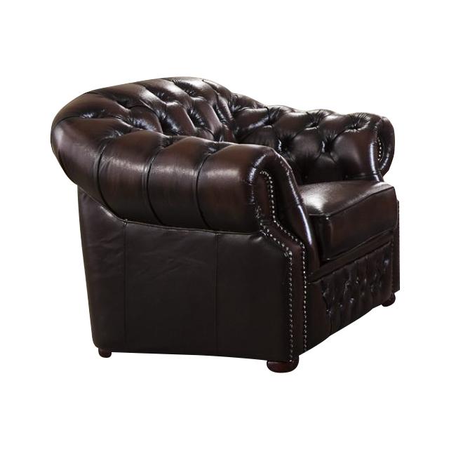 Кресло ESF B-128 коричневый