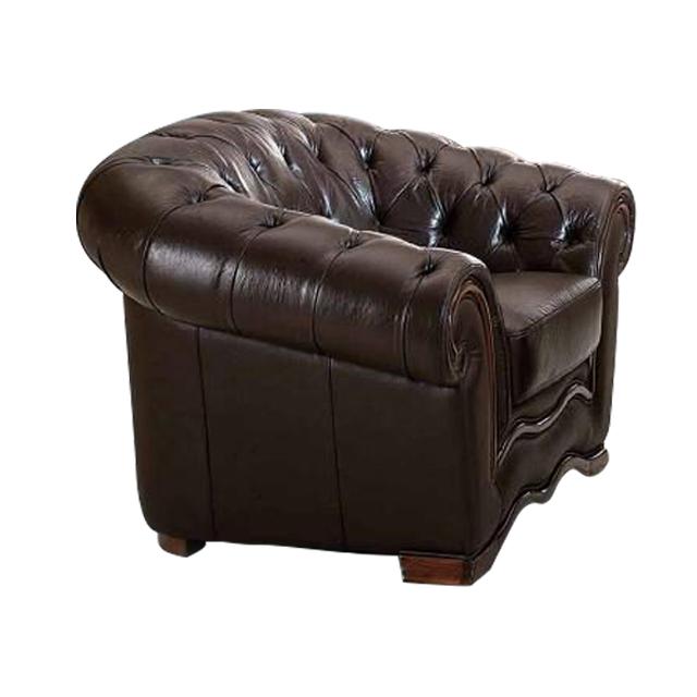 Кресло ESF В-262 коричневый