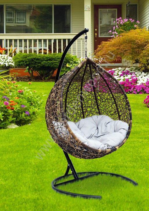 Кресло подвесное ЭкоДизайн Tropica