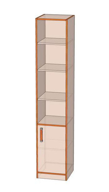 Шкаф с полками №11 Джуниор
