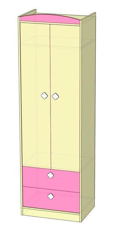 Шкаф комбинированный №7 Радуга
