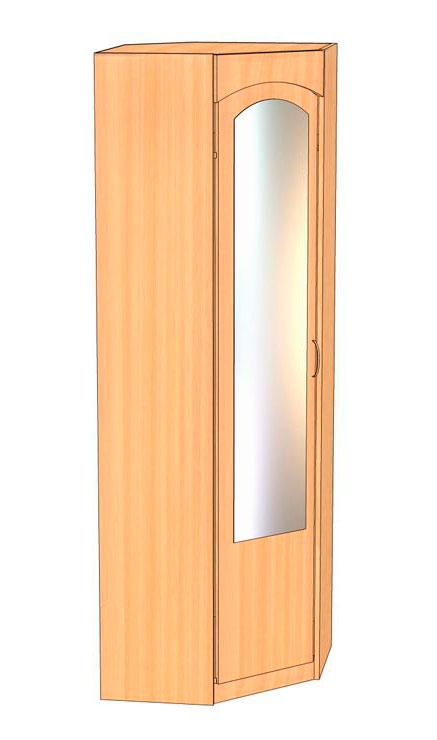 Шкаф угловой Эгида мод.6