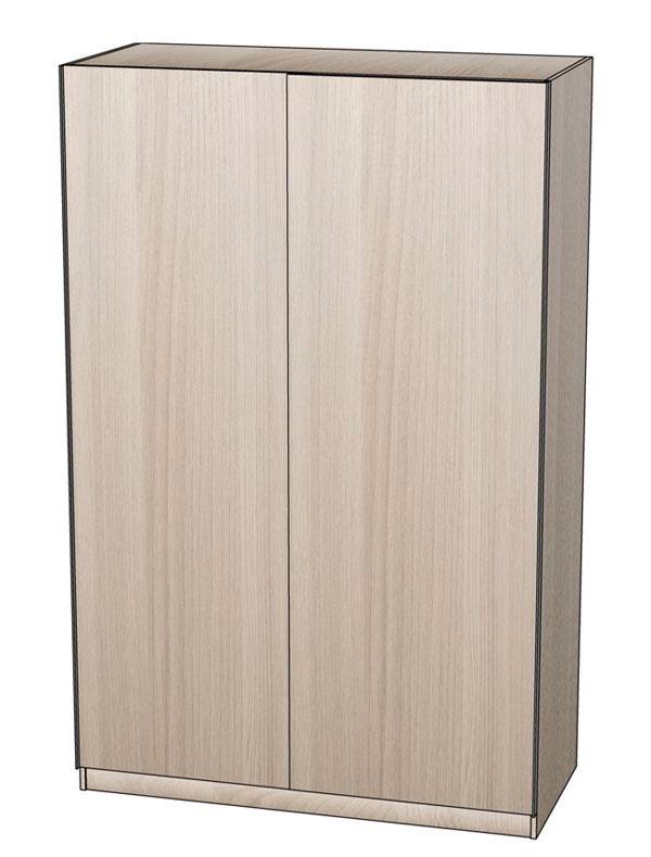 Шкаф-купе двухдверный Эгида 1, мод.23