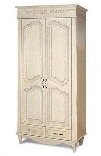 Шкаф 2х дверный для одежды ФанДОК Фиерта, арт. 39-02.1