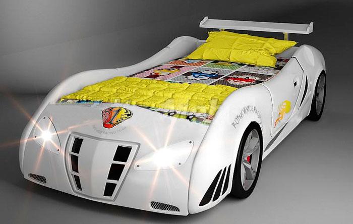 Кровать-машина Enzo