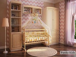 Детская мебель Фанки Литл