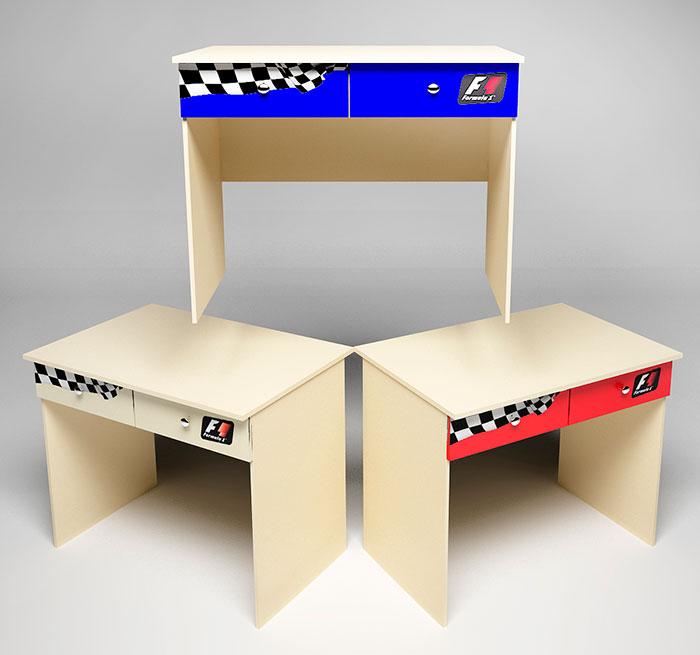 Стол письменный Фанки Беби Формула-1, арт. ФБ-СТ4