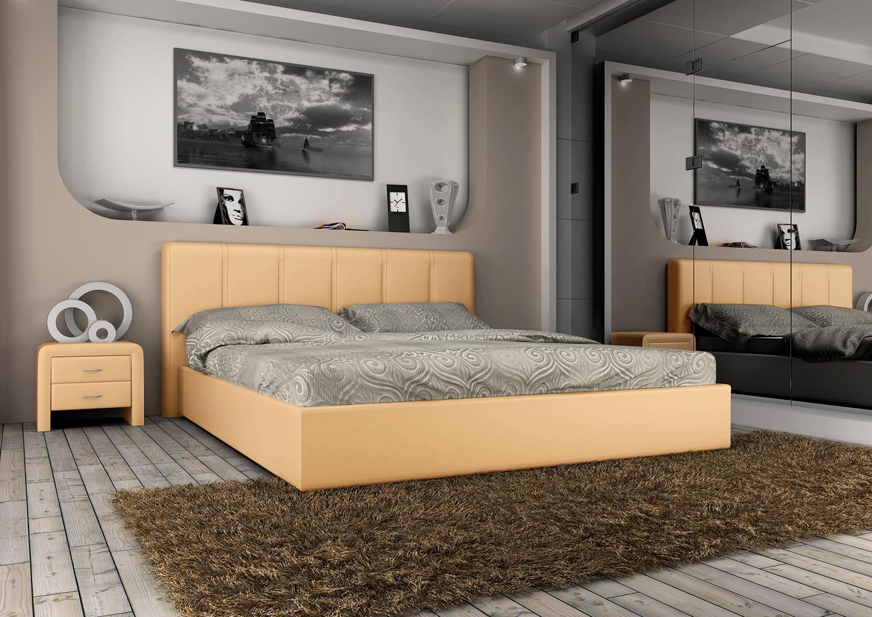 Кровать Гармония Scandinavia 2 (Комби)