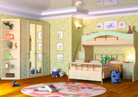 Детская мебель Гармония