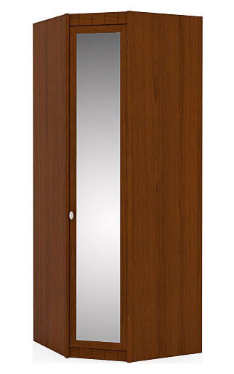 Шкаф угловой (зеркало) Итальянские мотивы, арт. 51.203.03