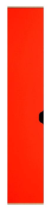 Шкаф для белья Глазов Автобус 5 (красный)