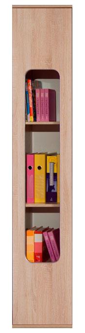 Шкаф для книг Глазов Автобус 7 (дуб сонома)