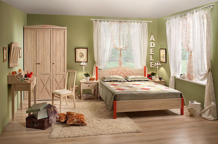 Спальня Глазов Adele, комплектация 2