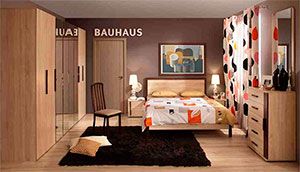Спальня Глазов Bauhaus