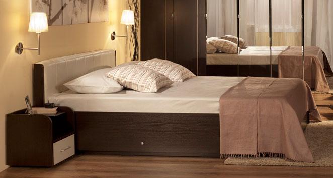Кровать Глазов Berlin (160)