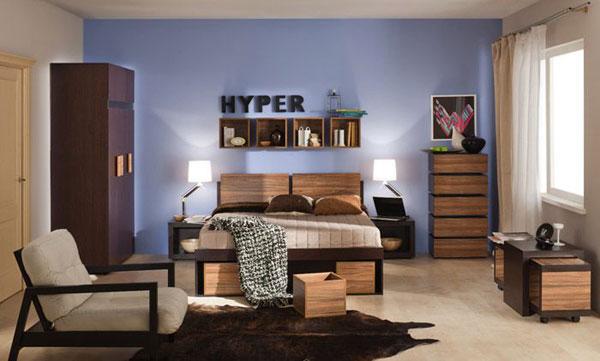 Спальня Hyper 1