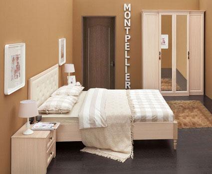 Кровать 2 (160) Глазов Montpellier