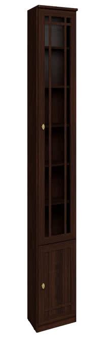 Шкаф для книг (скошенный правый) Глазов Sherlock35