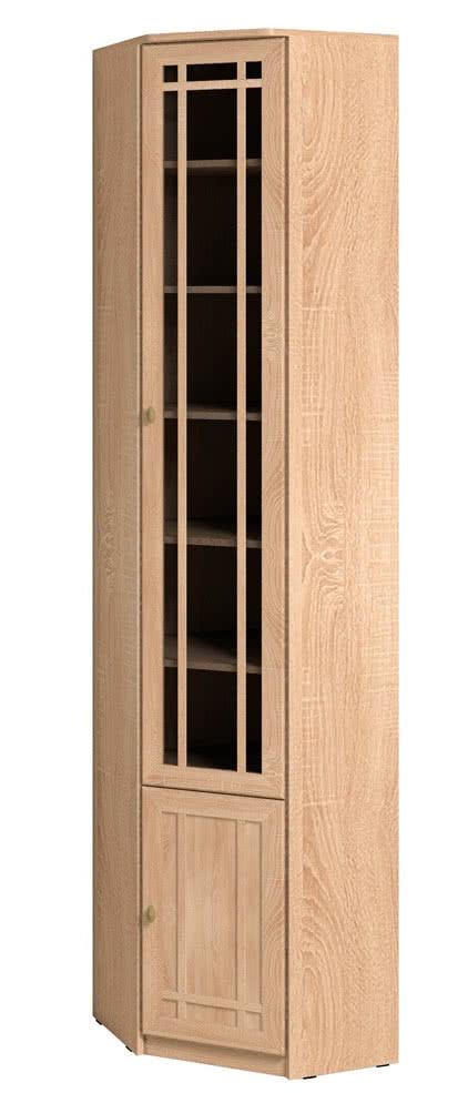 Шкаф для книг Глазов Sherlock 33 (дуб сонома)