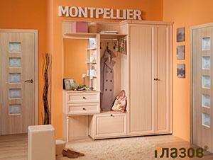 Прихожая Глазов Montpellier