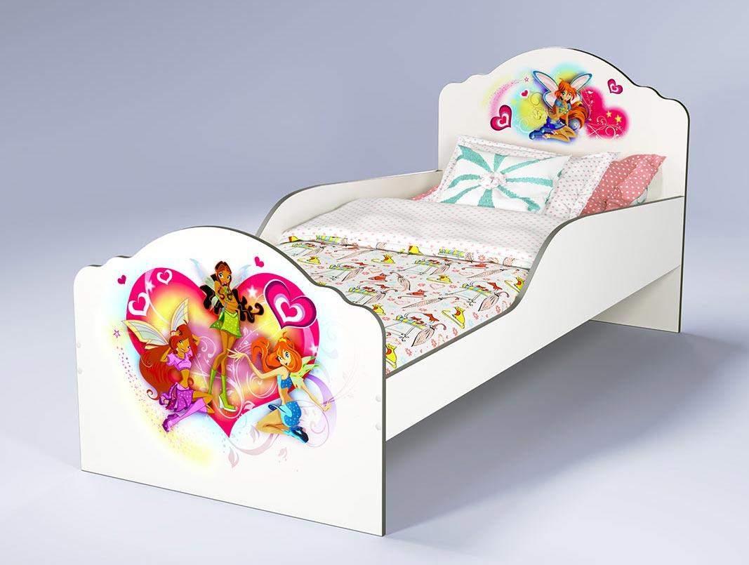 Кровать Грифон Стайл Феи (80х160)