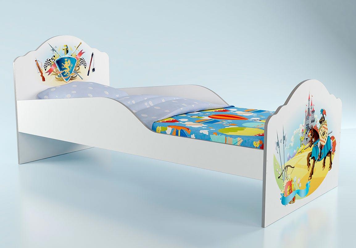 Кровать Грифон Стайл Рыцарь (80х180)