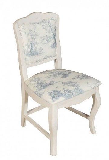 Стул с мягким сиденьем Belveder Blanc bonbon, ST9307 A