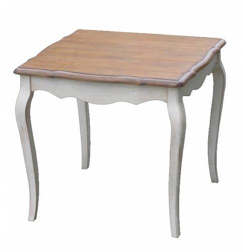 Столик чайный (квадратный) Belveder Blanc bonbon, ST9316