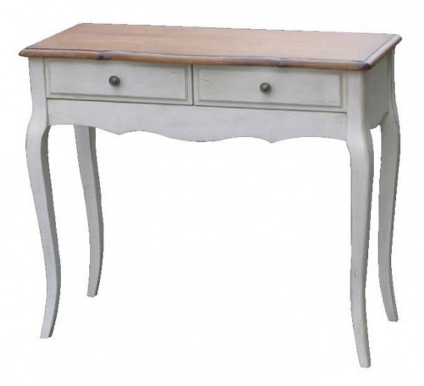 Стол письменный (малый) Belveder Blanc bonbon, ST9336