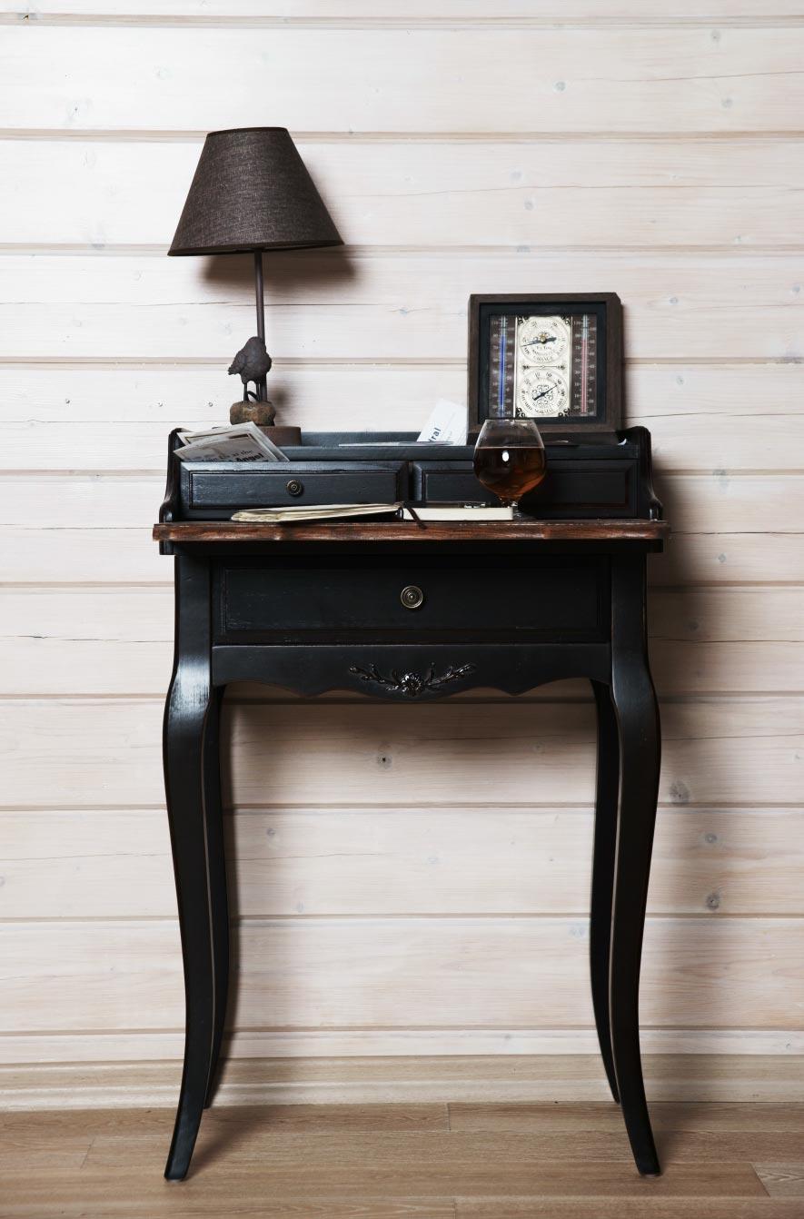 Бюро малое Belveder Saphir Noir, ST 9120N
